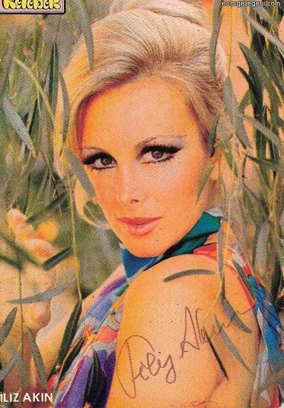 Vintage Turkish stars-Filiz AKIN