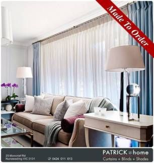 BLOCKOUT CURTAIN (12/M) MADE TO ORDER  (No.34) | Curtains & Blinds | Gumtree Australia Whitehorse Area - Nunawading | 1129129772