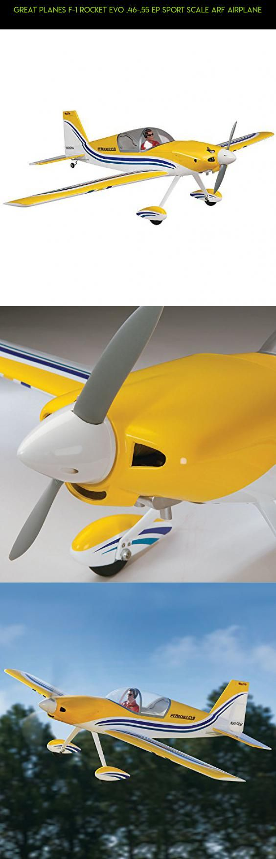 Great Planes F-1 Rocket Evo .46-.55 EP Sport Scale ARF Airplane #planes #drone #technology #arf #racing #plans #fpv #products #gadgets #parts #great #camera #kit #tech #shopping