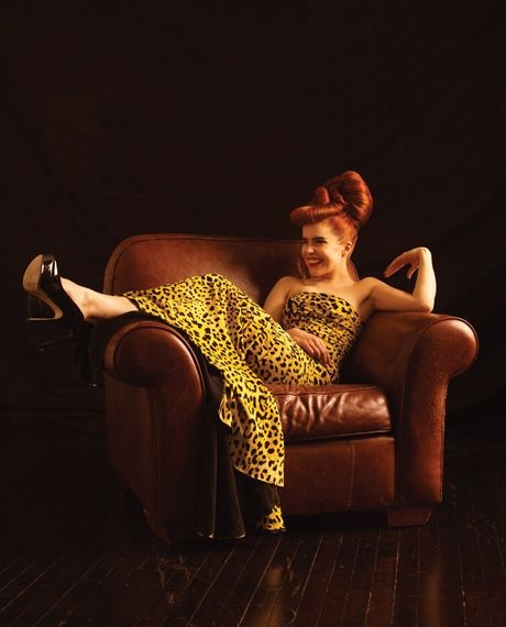 Brit Chanteuse Paloma Faith Is Poised to Become America's Sweetheart