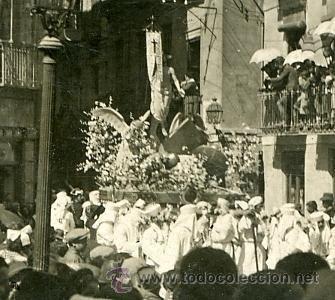 añs 20 fotografia-antigua-estereoscopica-murcia-procesion-semana-santa~x32935113