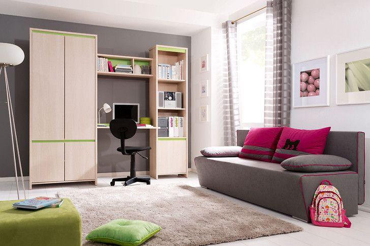 Numlock #room #children #inspiration #idea #decoration #meble #furniture #student