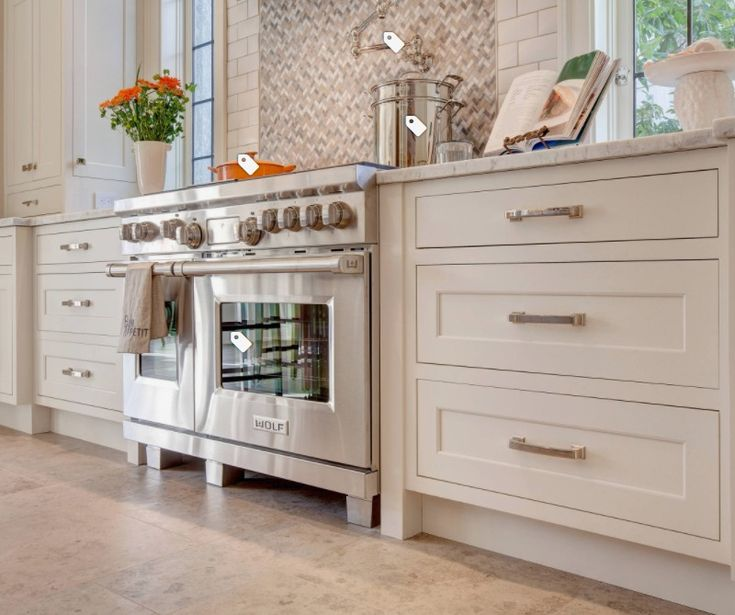 Where To Place Kitchen Cabinet Handles: Best 25+ Double Ovens Ideas On Pinterest
