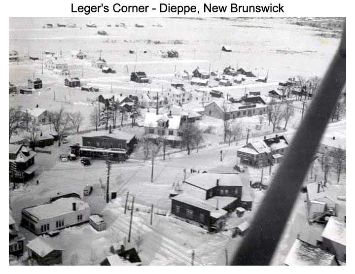 Leger's Corner Dieppe