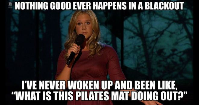 13 Times Amy Schumer Proved Women Are F'ing Hilarious