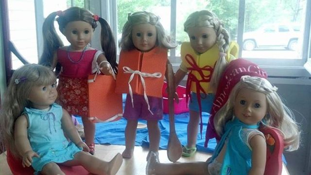 Doll craft tutorials for your favorite 18 inch doll, product reviews, doll play ideas, doll parties and more!