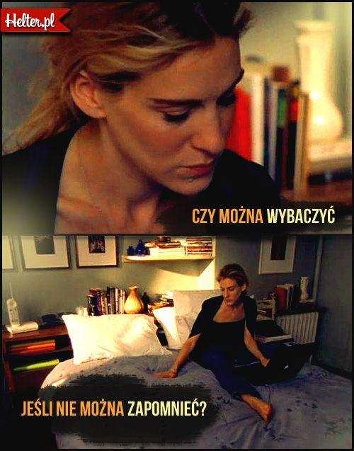 Cytaty Filmowe z Serialu Seks w Wielkim Mieście :: HELTER #cytaty #sekswwielkimmiescie #sexandthecity #satc #carriebradshaw #moda #filmowe #popolsku #helter #filmy #kino