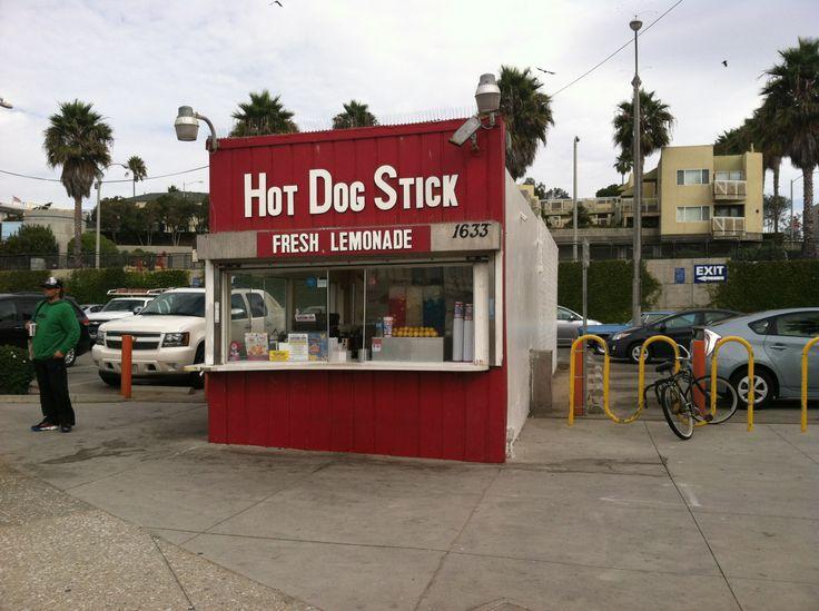 Hot Dog On A Stick Santa Monica