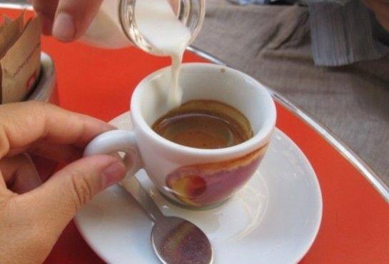 Macchiato Espresso Dash Cold Milk