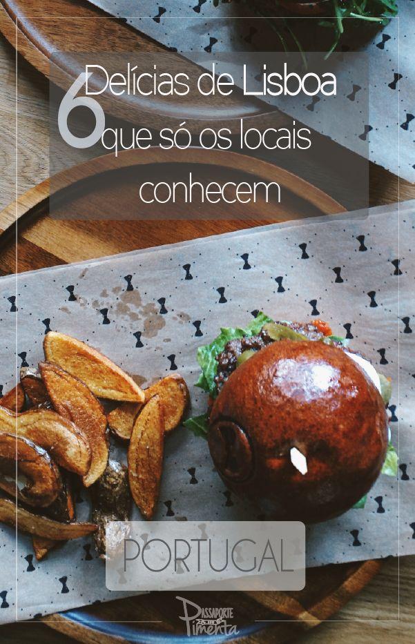 O bacalhau de Portugal pode ser muito bom, mas Lisboa tem muito mais para oferecer. Descobrimos os segredos dos portugueses e fomos explorar os locais onde eles comem.