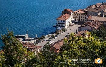 Visita alla città di Arona una delle più belle del lago Maggiore