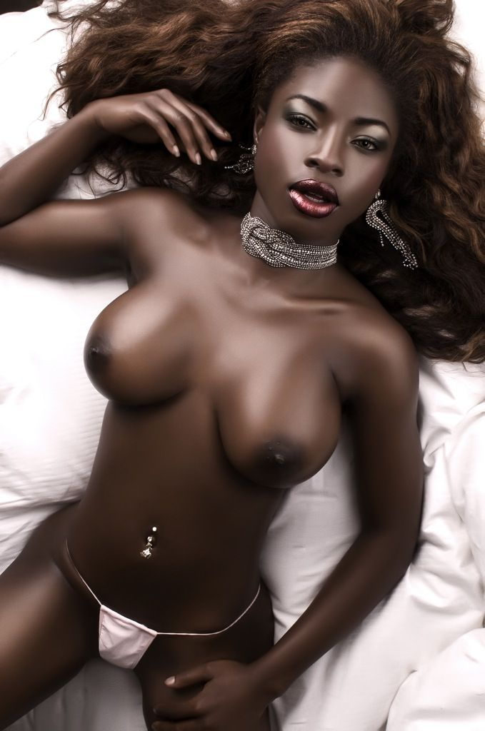 ebony super models
