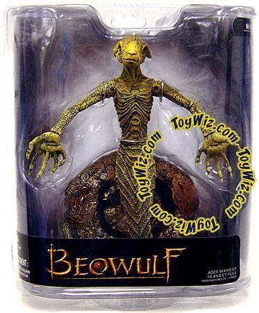 McFarlane Toys Beowulf Grendel's Mother Action Figure