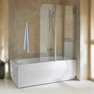 bathtub glass