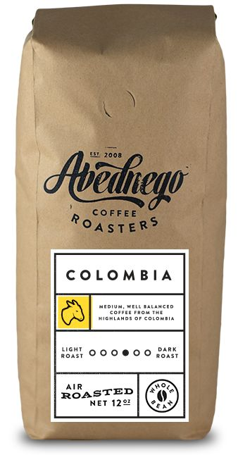 Colombia Coffee | Abednego Coffee