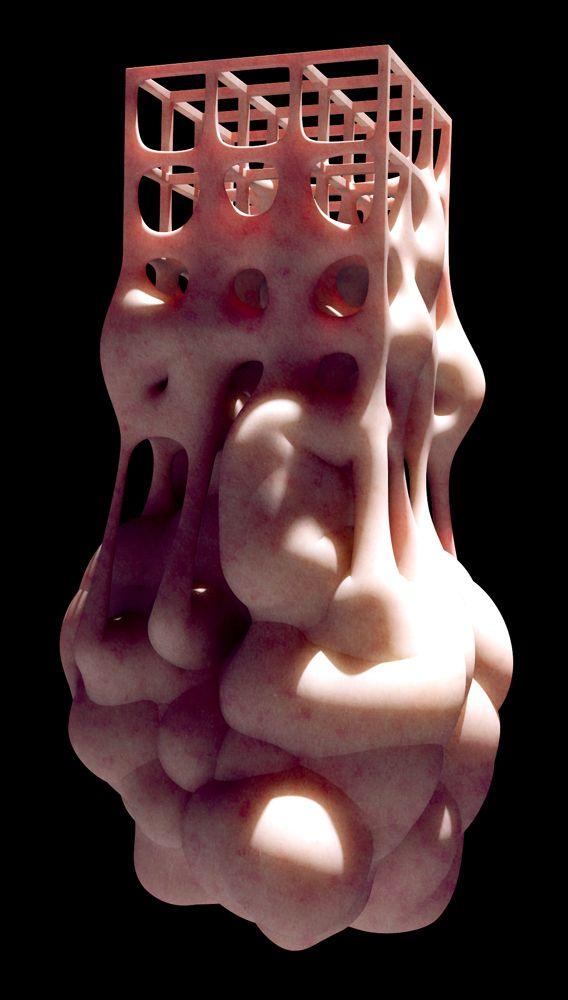 Human Reconfiguration IV by theGutlessWonder
