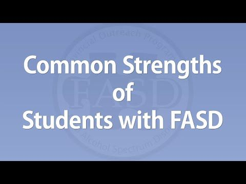 FASD – An invisible disability  
