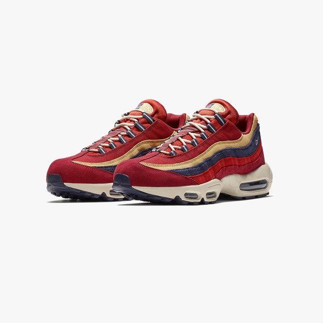 sports shoes 90e90 3e925 Nike Sportswear Air Max 95 Premium | Sneakers in 2019 | Air ...