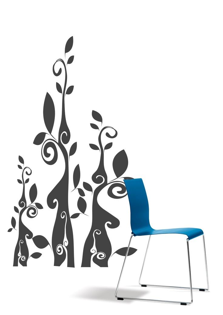 Träd dekoration.