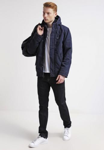 #Quiksilver brooks giacca da mezza stagione Blu scuro  ad Euro 84.00 in #Quiksilver #Uomo promo abbigliamento