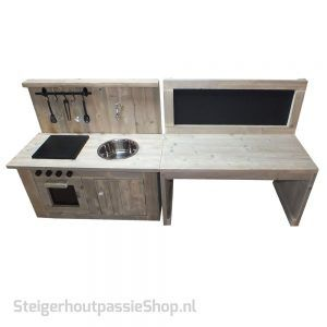 Steigerhouten Kinderspeel Set Kiddy 1
