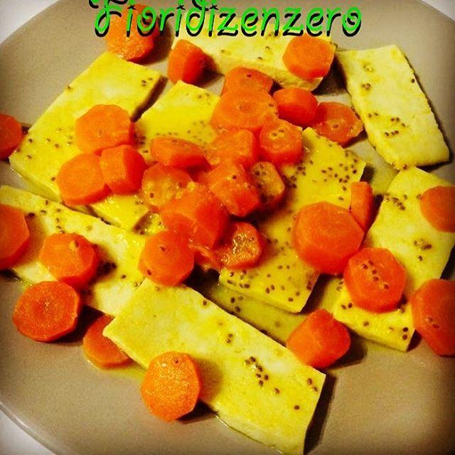 🇬🇧 hello world 😀 you like tofu? a simple recipe, tofu stir-fry with orange sauce 🍊and carrots, add herbs to taste etvoilà your dinner is ready 🍽🍷 🇮🇪 buongiorno mondo 😀 vi piace il tofu? una ricetta semplice, tofu saltato in padella con sugo di arancia 🍊 e carote, aggiungete erbette aromatiche a piacimento etvoilà la vostra cena è pronta 🍷  #tofu #pastaefagioli #zenzero #toastvegan #risoezucchine #pomelofruit #pereecioccolato #vegantexmex #silkentofu #veganfood #veganbreakfast…