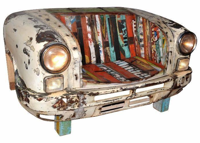 Taxi Bank Vintage Möbel  Vintage pur Möbel und mehr  -> Vintage Möbel Upcycling