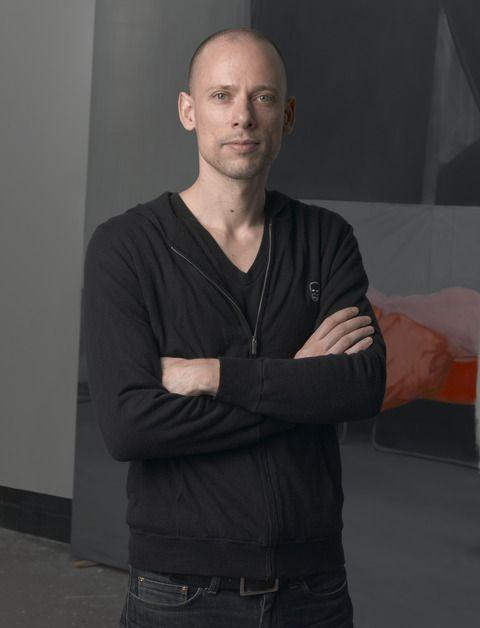 Artist Tim Eitel (German: 1971)