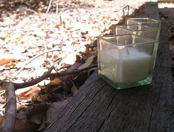 Votive Soy Candle  Choice of Fragrance by NaturallyScented on Etsy, $7.00