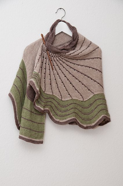 Ravelry: VincentandFriends' Doodler knitted in Rosy Green Manx Merino Fine