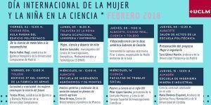 La UCLM se suma al Día Internacional de la Mujer en la Ciencia para reivindicar el papel de este colectivo en la actividad científica