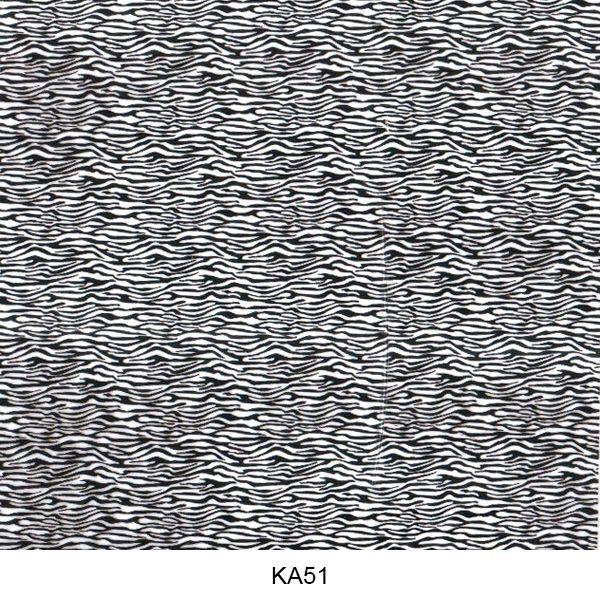 Water transfer film animal skin pattern KA51