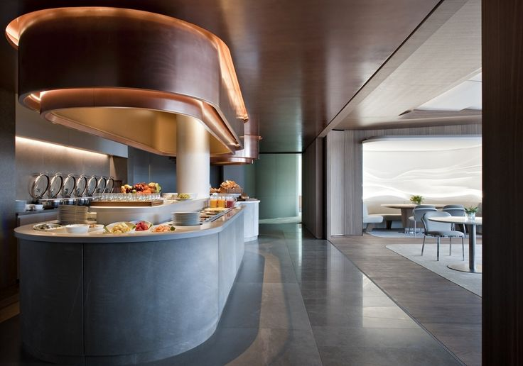 Bayerischer Hof's Munich Breakfast Room by Jouin MankuInspirationist | Inspirationist