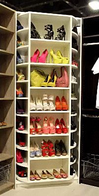 Adding A Great Feature To Your Master Closet   The Revolving Closet    Simply A DIY