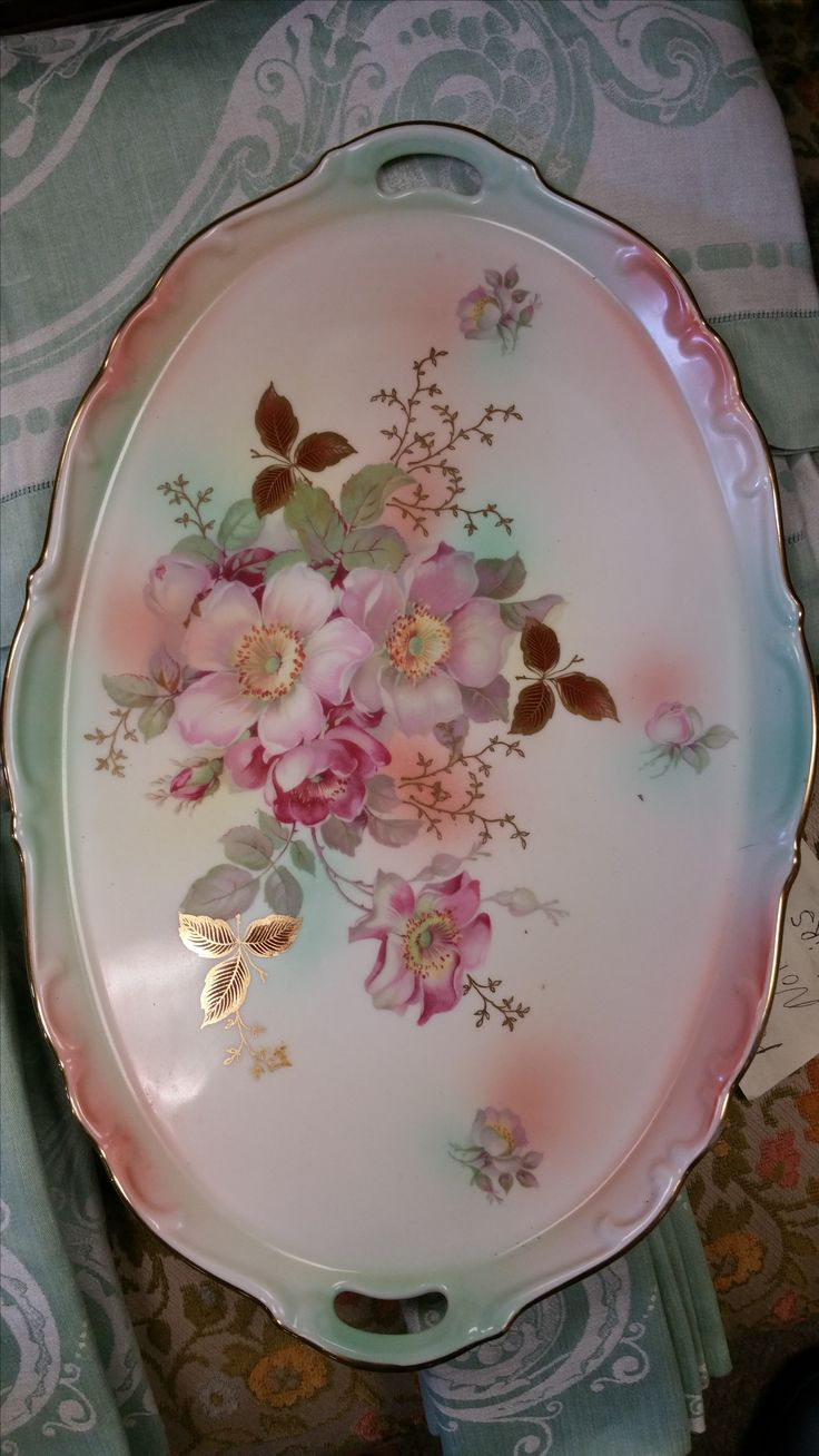 1000 images about r s prussia always lovely on pinterest pink roses hand painted and. Black Bedroom Furniture Sets. Home Design Ideas