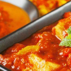 Mâncărurile bucătăriei indiene sunt un adevărat rai pentru simţuri.