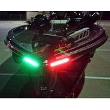 Amazon.com : 12V DC RED GREEN LED LIGHT STRIP FOR KAYAKS, CANOES, SMALL BOATS NAVIGATION : Sports & Outdoors