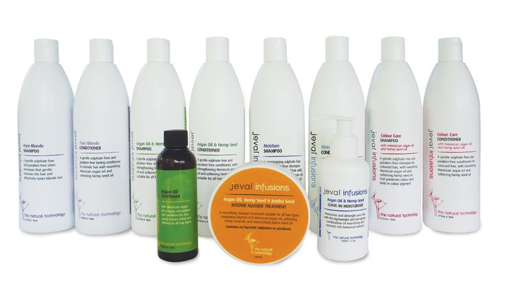 Jeval Infusions, hairserenity