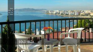 Hotel Cenit & Apts. Sol y Viento en Ibiza Ciudad opiniones y reserva