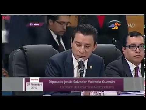 Glosa V Informe: Jesús Valencia cuestiona a Rosario Robles por abandono ...