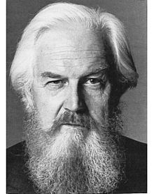 Robertson Davies - author - Thamesville, Ont