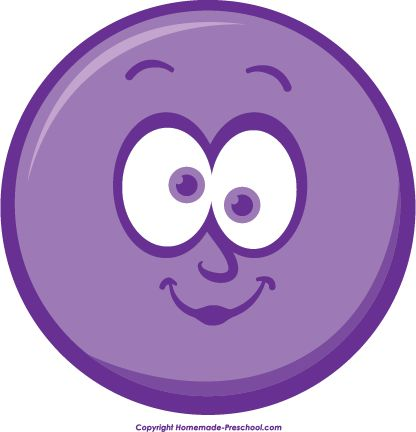 Purple Winking Smiley Face Clip Art   Winking Happy Face Clip Art Images Crazy Gallery