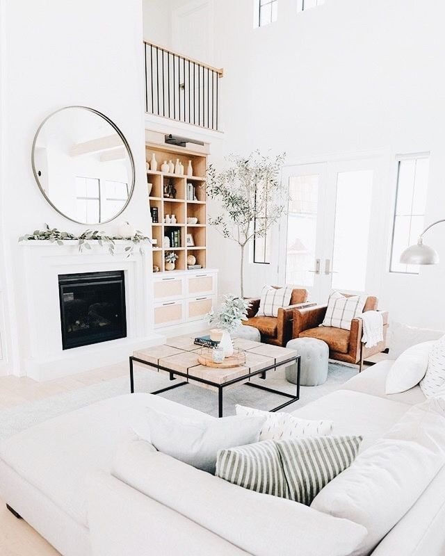Clean Living Room Country Rustic Decor Fresh L I V N G R O M Pinterest