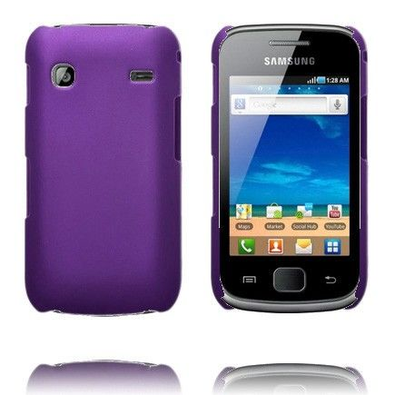 Hard Shell (Violetti) Samsung Galaxy Gio Suojakuori