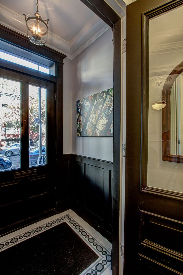 Townhouse Foyer : Best images about brooklyn townhouse on pinterest