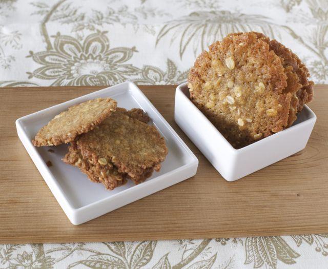 Las galletas de brandy del Tip-top son demasiado famosas, el olor que sale de las tiendas irresistible. Una receta que te llevará de vuelta a Chile.