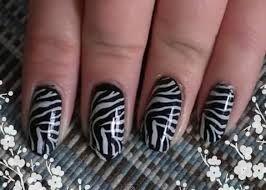 Resultado de imagen para uñas de cebra