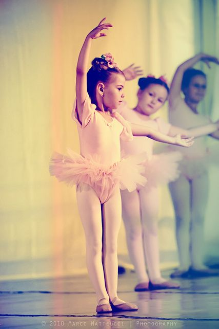 presh- little ballerina