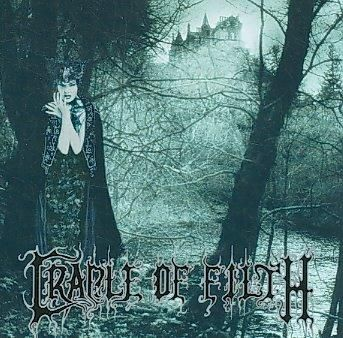 DUSK AND HER EMBRACE, Cradle of Filth's third release (and first domestically available title), was a shock to the metal system when it was released in 1996. Arguably the British sextet's best produce
