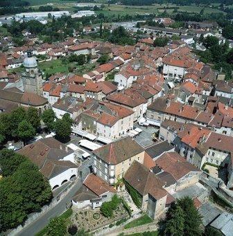 Saint-Amour, Jura. Pop: 2371